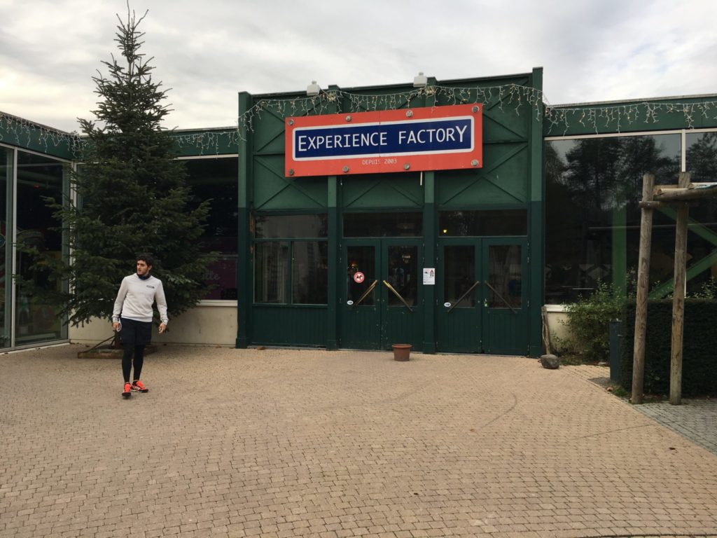 Experience Factory Center Parcs