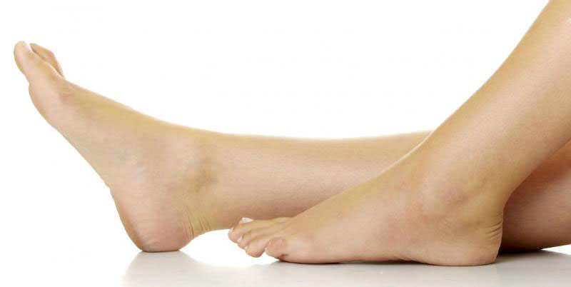 pieds-secs