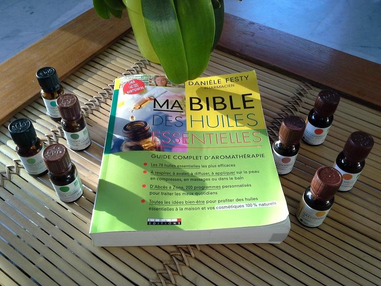 Ma bible des huiles essentielles 780x585