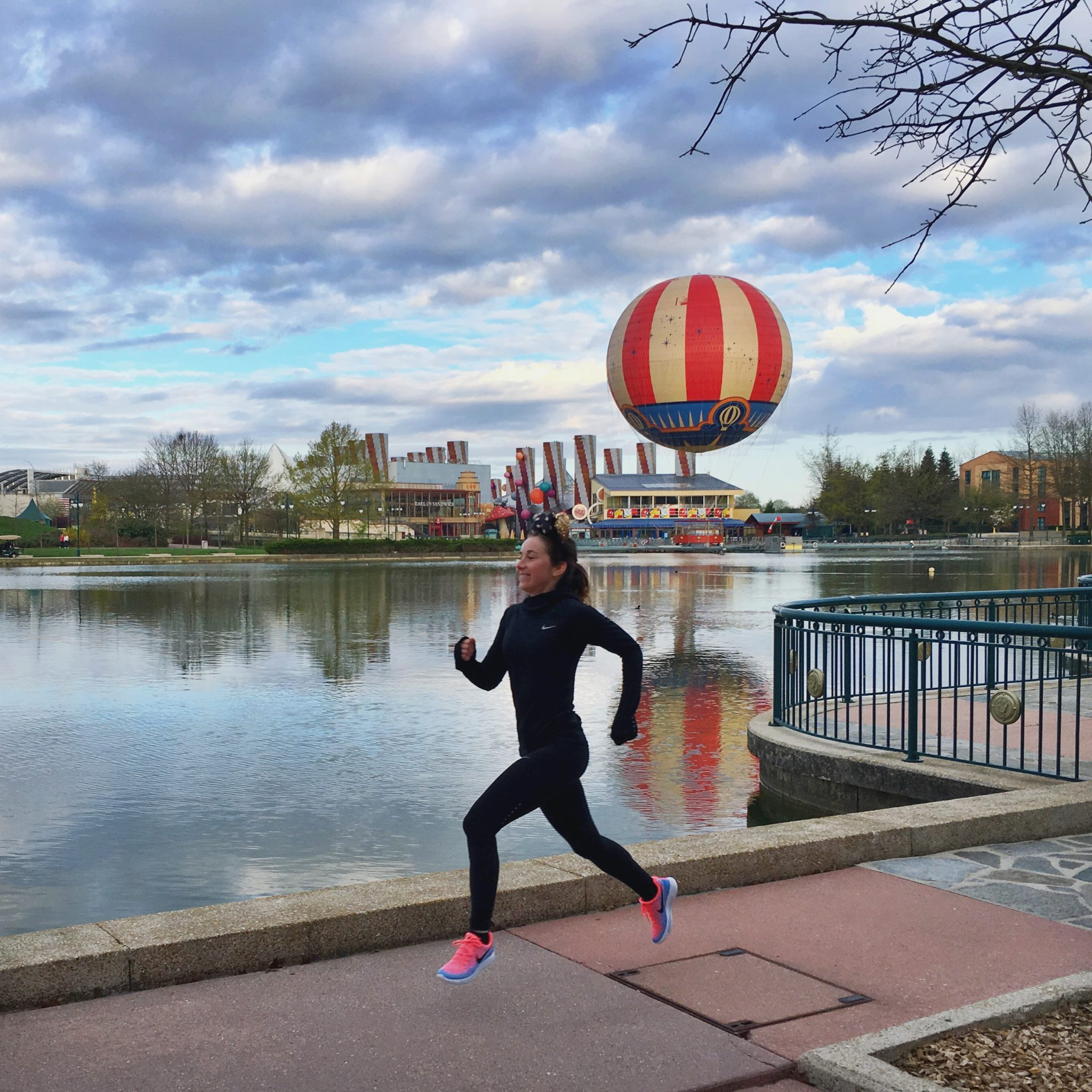 run disney paris