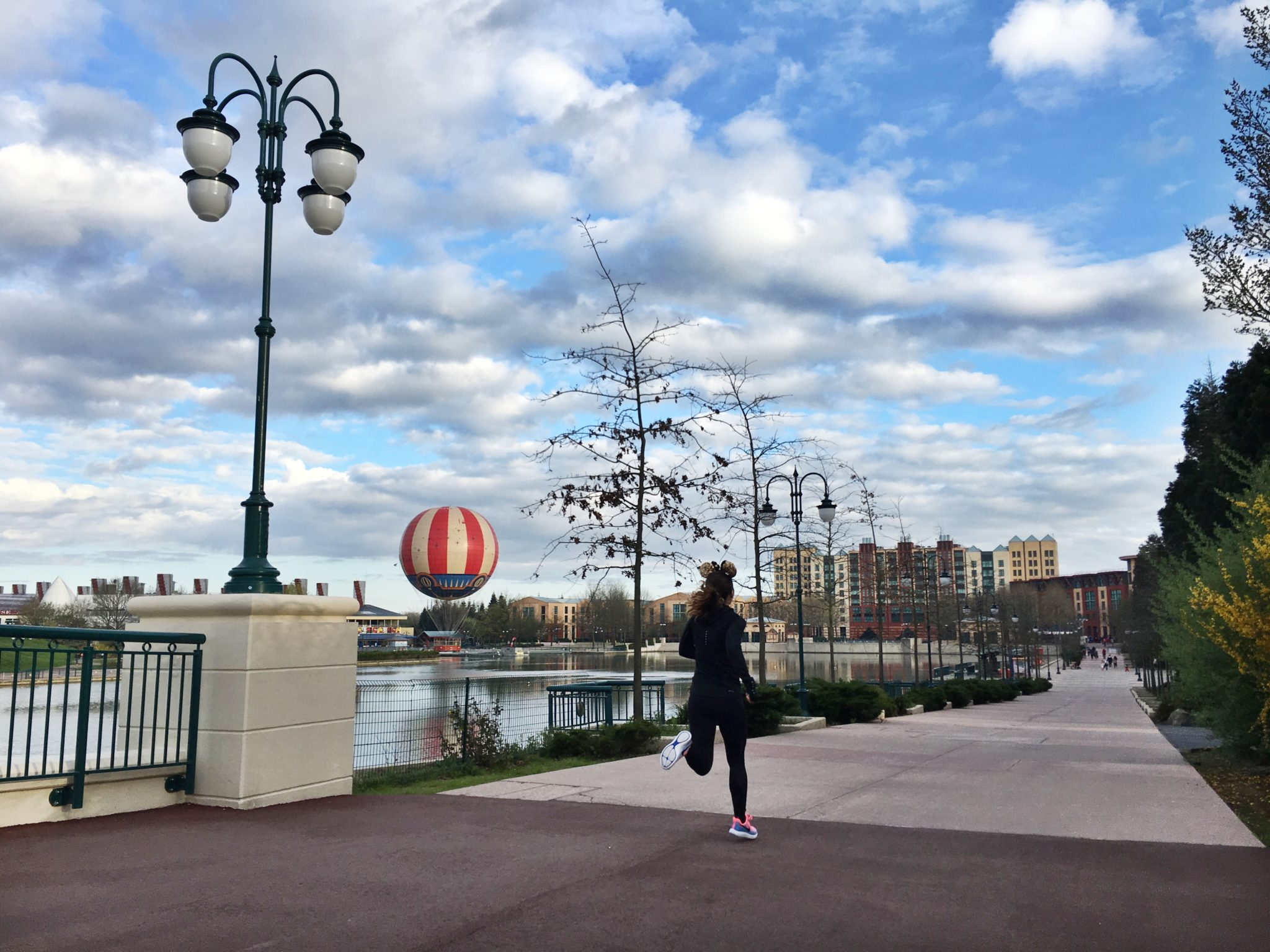 course disneyland paris